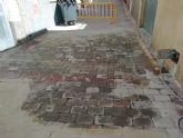 Finalizan las obras de adecuación de las aceras de la Calle Fútbol Viejo