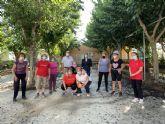 Los Centros de Mayores reinician la gerontogimnasia al aire libre