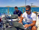 La Comunidad concluye la tercera campaña de caracterización físico-química, de corrientes y estado ecológico del Mar Menor