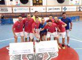 12 equipos participan en la XXXIII edición 24h de Fútbol Sala en Puerto Lumbreras