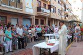 El Barrio San Juan de Puerto Lumbreras celebra las fiestas en honor a su Patrón