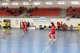 La final de la Copa Femenina de Fútbol Sala se disputa en Puerto Lumbreras