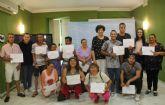Finalizan las acciones formativas del Plan Local de Desarrollo Gitano con la entrega de diplomas
