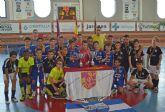 Futsal Paulo Roberto gana el Torneo de Fútbol Sala 'Copa Federación Benjamín'
