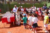 El Club de Tenis Cartagena clausura la temporada con la entrega de trofeos y medallas