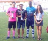 La Concejalía de Deportes pone fin a la temporada de la Liga de Fútbol 'Enrique Ambit Palacios' y la Copa 'Juega Limpio' con la entrega de trofeos en el estadio municipal 'Juan Cayuela'