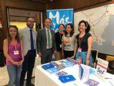 La creación de empleo joven en la Región casi cuatriplica la de España