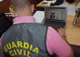 La Guardia Civil detiene a un vecino de Jumilla por acosar sexualmente a una mujer
