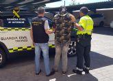 La Guardia Civil investiga a una persona por suplantación de identidad en el examen del permiso de conducción