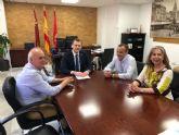 El nuevo Viceinterventor General del Ayuntamiento asume el control financiero de las juntas municipales de barrios y pedanías