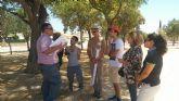 San Javier podría contar con un centro de interpretación de especies autóctonas en un  parque municipal