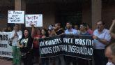UxA denuncia un vacío total en la plantilla de policía local de Alguazas