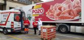 El Pozo Alimentaci�n dona m�s de 200.000 raciones de alimentos a los sectores m�s vulnerables de la poblaci�n