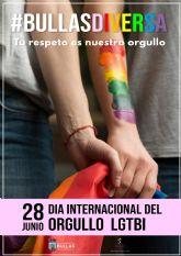 Conmemoración del Día Internacional del Orgullo LGTBI