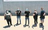 Protección Civil refuerza su Unidad de Drones con cuatro nuevos pilotos que amplían los recursos de este grupo pionero en la Región