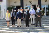 El Ayuntamiento de Lorquí reconoce la labor y buena gestión a distintos colectivos durante la crisis sanitaria acontecida por COVID