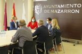 Política Social estudia con el Ayuntamiento de Mazarrón posibles usos compartidos de la residencia vacacional El Peñasco