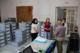 Finaliza el proyecto de ordenaci�n de materiales arqueol�gicos con la clasificaci�n de unas 10.000 piezas