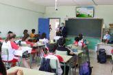 Alumnos de primaria del colegio CEI aprenden a ahorrar energía en sus hogares y a consumir de forma responsable