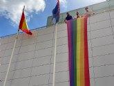 El ayuntamiento de Torre Pacheco se suma a la conmemoración del Día Internacional del Orgullo LGBI