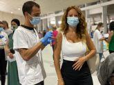 2769 vecinos del municipio de Torre Pacheco reciben su vacuna contra la COVID-19