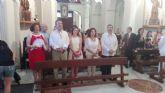 El Grupo municipal MC arropa la llegada de la imagen de Santiago Apóstol en los actos conmemorativos de su festividad