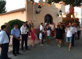 Las fiestas patronales de la pedanía torreña de La Loma, un gran fin de semana de convivencia