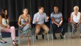Los jóvenes de la Lanzadera de Empleo se informan de los recursos que ofrece la Concejalía de Juventud