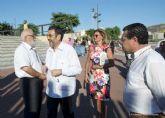 Santa Lucía rememoró la llegada por el mar de Santiago Apóstol