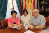 Visita de una delegación de la ciudad china de Nanning a la UCAM