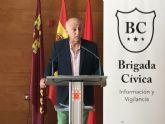 El 97% de las actuaciones de las brigadas cívicas de información y vigilancia se solucionan sin denuncia