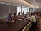 El proceso de rehabilitación de La Paz avanza con la presentación a los grupos políticos de un mapa de la realidad social