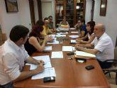 La Junta de Gobierno Local de Molina de Segura adjudica los servicios de cursos y talleres y de gestión de salas municipales de exposiciones