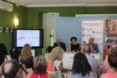 El Ayuntamiento y Fundown promueven la inserción sociolaboral de personas con discapacidad en  Puerto Lumbreras
