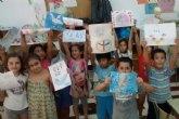 """Participantes de las Escuelas de Verano """"Holidays 3.0"""" realizan trabajos sobre la tolerancia, dentro de los actos de la """"Semana de la Fuerza de la Memoria"""""""