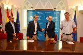 UPCT y Frumecar apuestan por introducir la industria 4.0 en el sector de la construcción con drones y autómatas