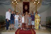 Seis niños saharuis pasarán sus vacaciones de verano en Cartagena