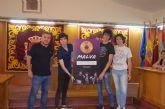 Alguazas reconoce el talento del grupo musical Malva