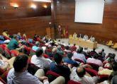 Mario Gómez se reúne con más de un centenar de contratistas, empresarios de la construcción y del sector servicios para presentar los objetivos de su concejalía