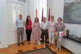 El equipo de gobierno municipal mantiene su primer encuentro con la FAPA