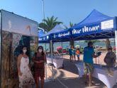 La campaña de sensibilización ambiental 'Mar Menor 2020' llega a Lo Pagán