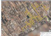 Fomento coordina una operación asfalto en cincuenta calles de Sangonera La Seca
