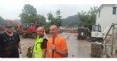 Wuppertal en Alemania: a la pandemia se suma la inundación