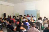 La Asociación CAMPODER presenta la Estrategia de Desarrollo Local Participativo 2014-2020 en Puerto Lumbreras