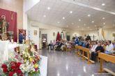 Flores y honores para el patrón de Cartagena por la festividad de San Ginés de la Jara