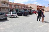 El Ayuntamiento habilita más de 200 plazas de aparcamiento en Villananitos y Lo Pagán