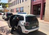 La Guardia Civil detiene en Totana a tres personas dedicadas a cometer atracos