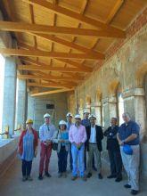 MC exige que se retome la restauración integral del Monasterio de San Ginés de la Jara