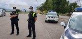 La Policía Local detiene durante el pasado fin de semana a cuatro personas por delitos contra la seguridad vial, y lesiones y amenazas de muerte con arma blanca