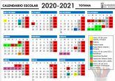 El curso escolar 2020/21 en el municipio de Totana comenzará en Educación Infantil y Primaria el 7 de septiembre